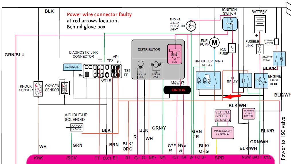 1996 Toyota Camry Fuel Pump Wiring Diagram from www.pandgmotors.com.au