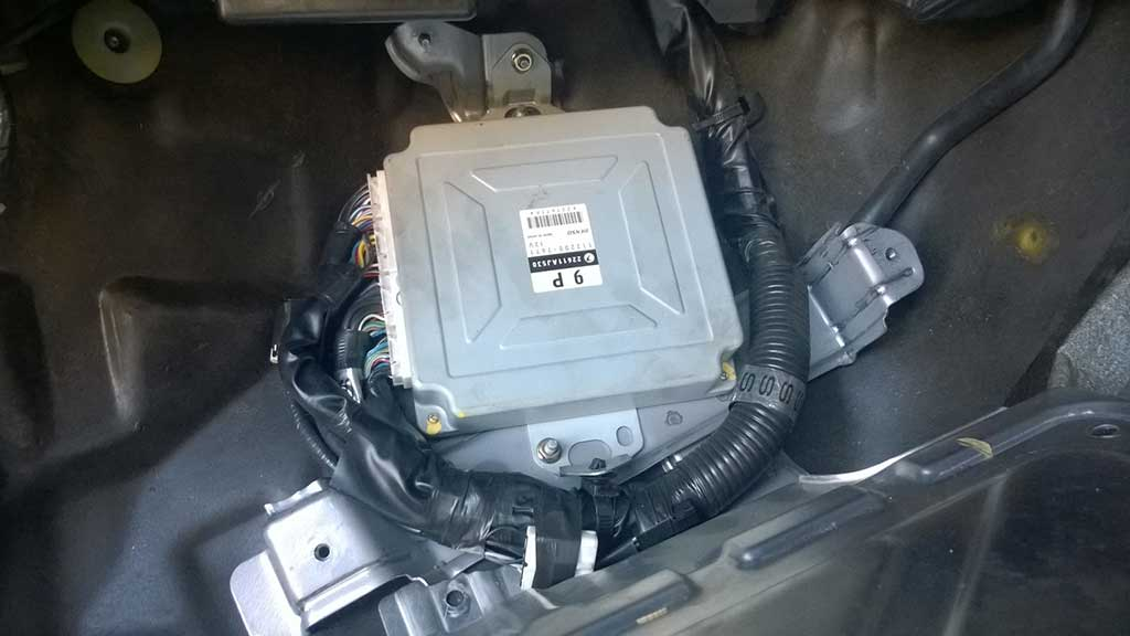 Forester-Throttle-Control-Actuator