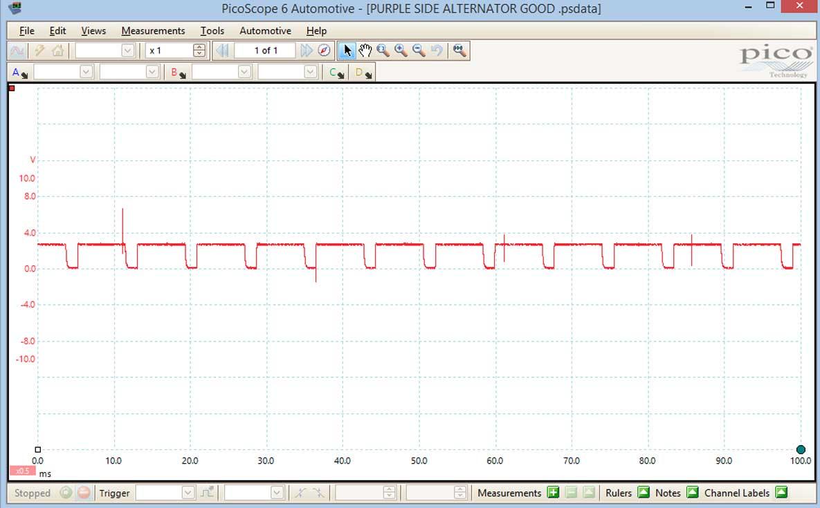 Ke10 Corolla Charging Circuit And External Regulator P