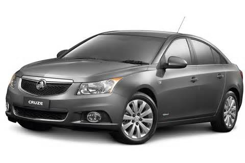 grey holden cruze
