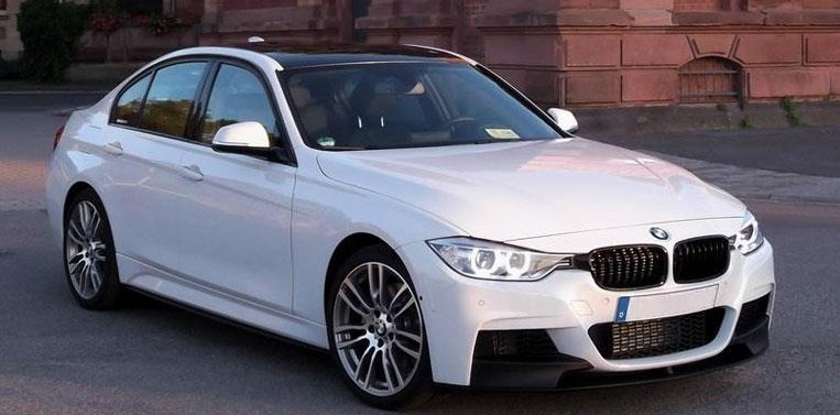 BMW F30 2014-on Manual Service light Reset – CBS Reset | P