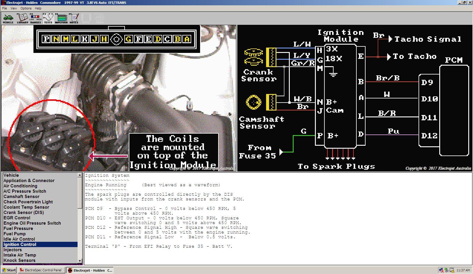 Vx Commodore Wiring Diagram:  P 6 G Motorsrh:pandgmotors.com.au,Design